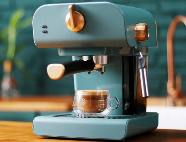 Vintage Italian Espresso Coffee Maker by Barista Pro Shop